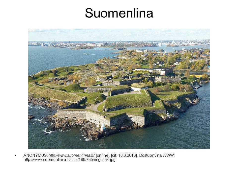 Suomenlina ANONYMUS. http://www.suomenlinna.fi/ [online].